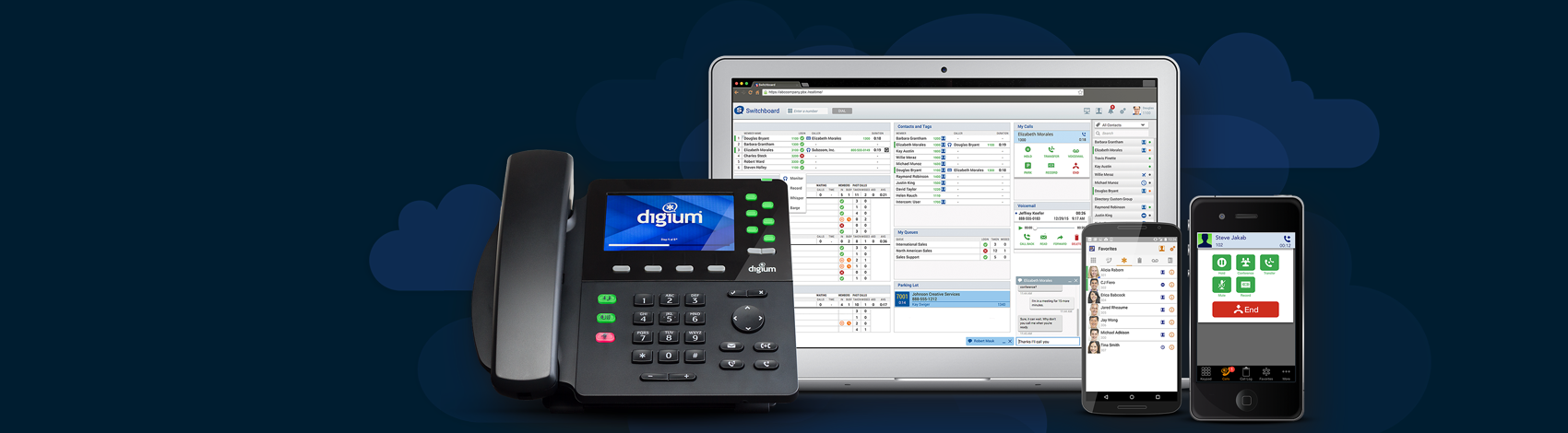 Digium IP Business Phone Systems